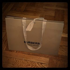 Burberry collectible bag